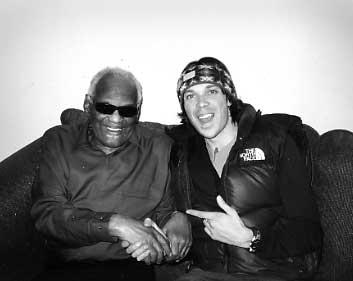 Zandy & Ray Charles