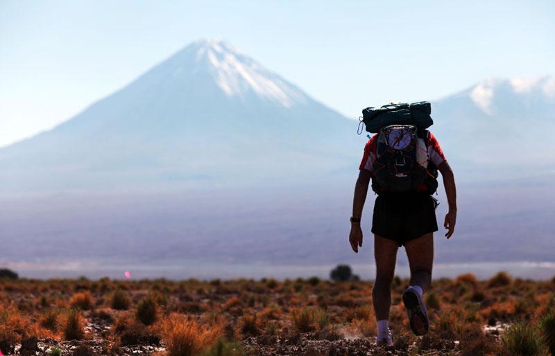 Atacama Crossing Race.  Photo by Zandy Mangold.  © 2009