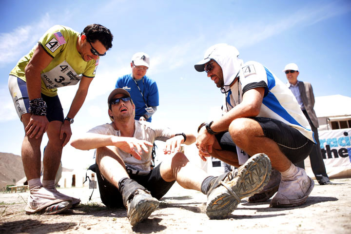 Racing The Planet, Gobi March.  Photo by Zandy Mangold. ©2009