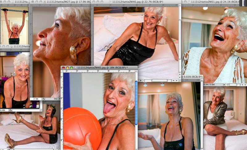 76 year old granny doggystyle with anal creampie - 1 5