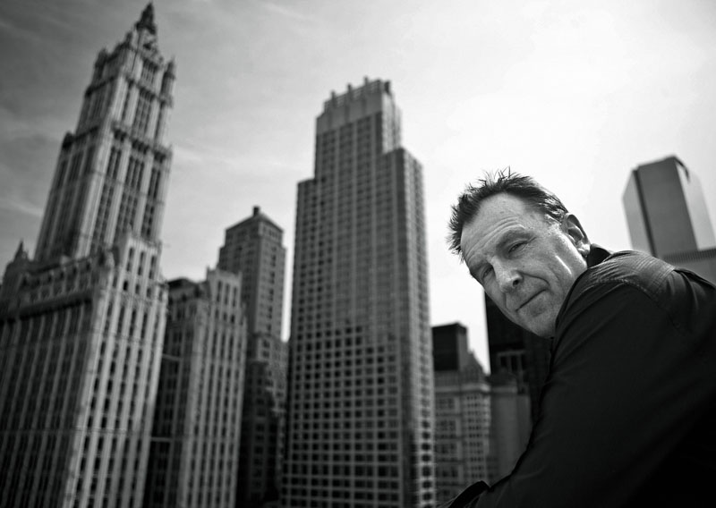 Colin Quinn At Home. Photo By Zandy Mangold. © 2013