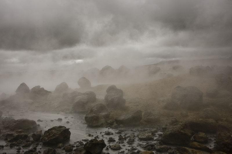 Geysers, Iceland. Photo By Zandy Mangold. © 2013