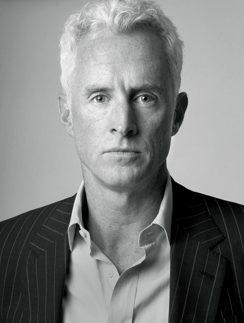 John Slattery, aka Roger Sterling of Mad Men. Photo By Zandy Mangold. © 2013