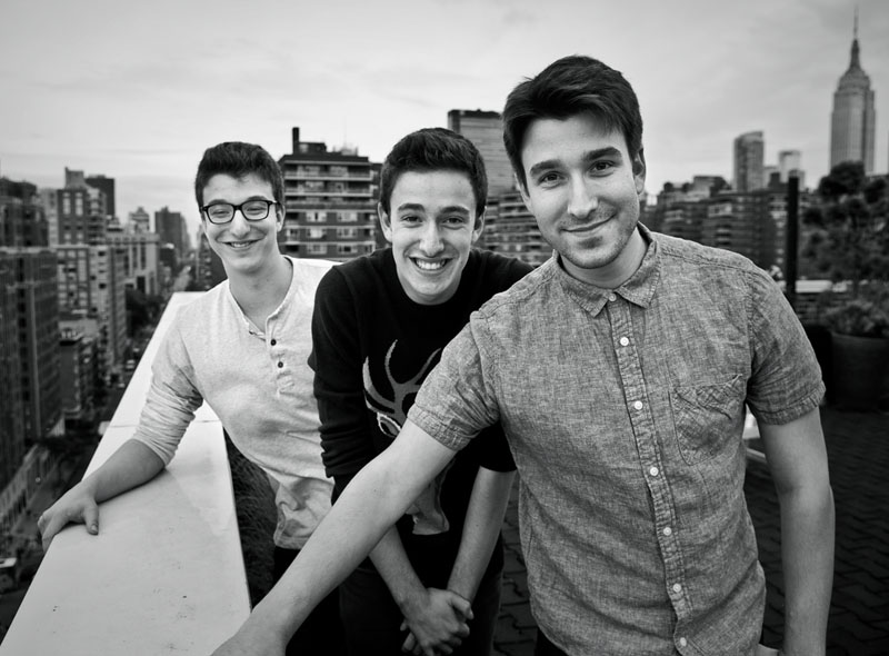 AJR, They Are Ready. New York, NY. Photo By Zandy Mangold. © 2013