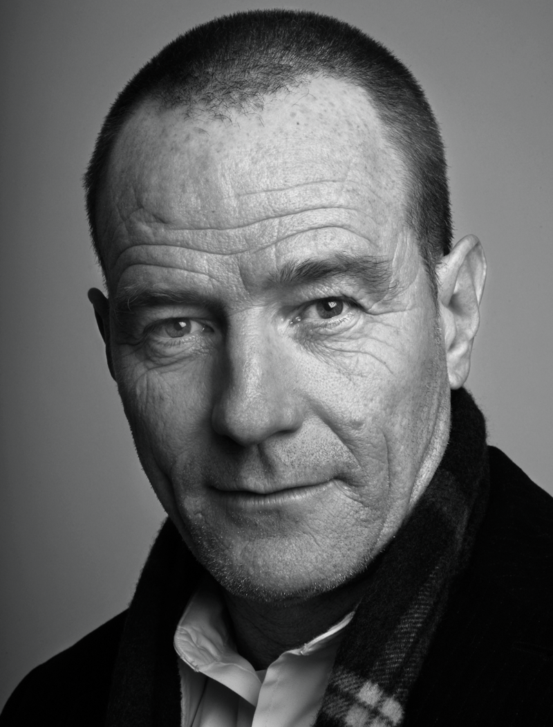 Bryan Cranston, aka Walter White, Breaking Bad. Photo By Zandy Mangold. © 2013